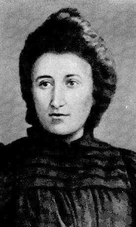"""Freedom is always and exclusively freedom for the one who thinks differently.""  Rosa Luxemburg"