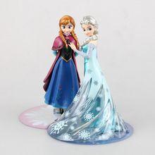 3D Sexy Frozen Anime Figures doll Princess Elsa Anna USA cartoon movies animation OEM&ODM Customize 1/6 pvc figure