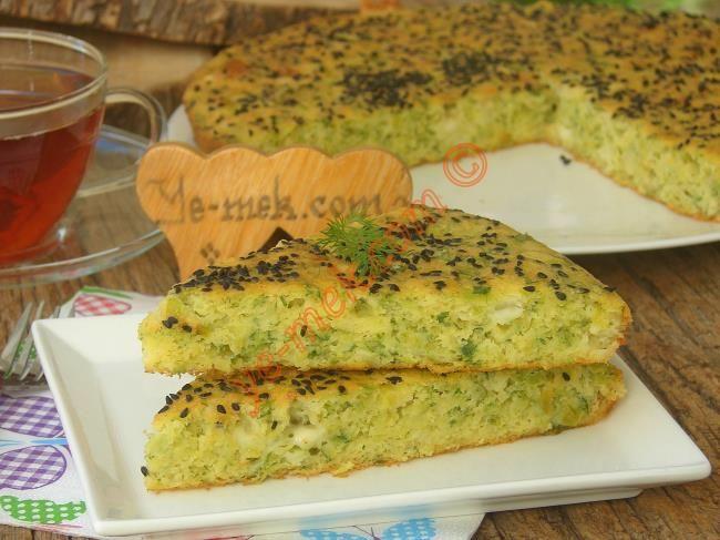 Fırında Peynirli Pırasa Resimli Tarifi - Yemek Tarifleri