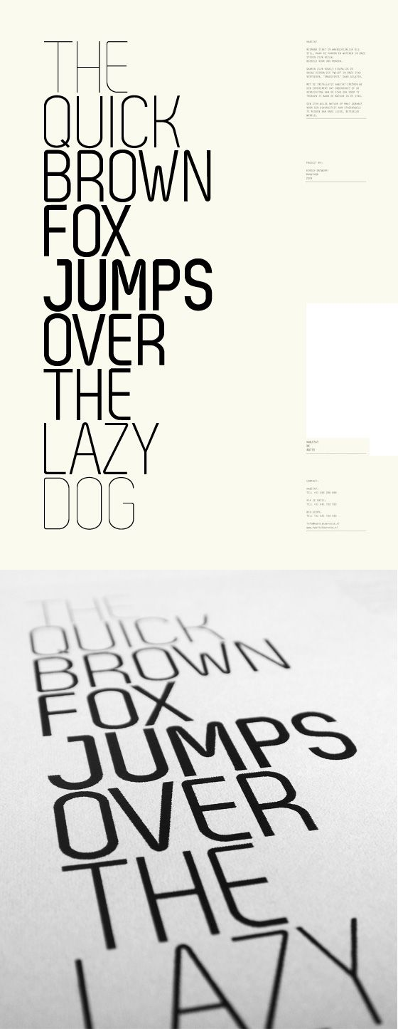 Zag font is applicable for any type of graphic design – web, print, motion graphics etc and perfect for t-shirts and other items like logos, pictograms.