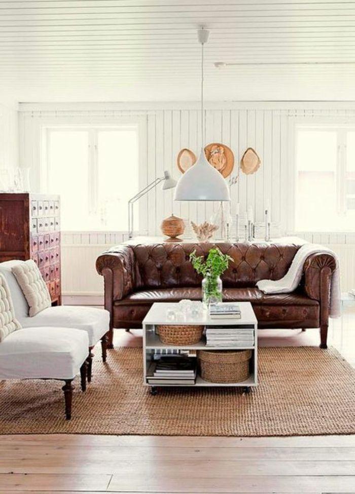 17 meilleures id es propos de fauteuil club cuir sur for Comment teindre un canape en cuir