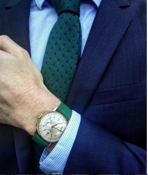 #cravate #atelierparticulier #handmade #vert #pois #couleur #original #look #menswear #madeinFrance #madeinItaly