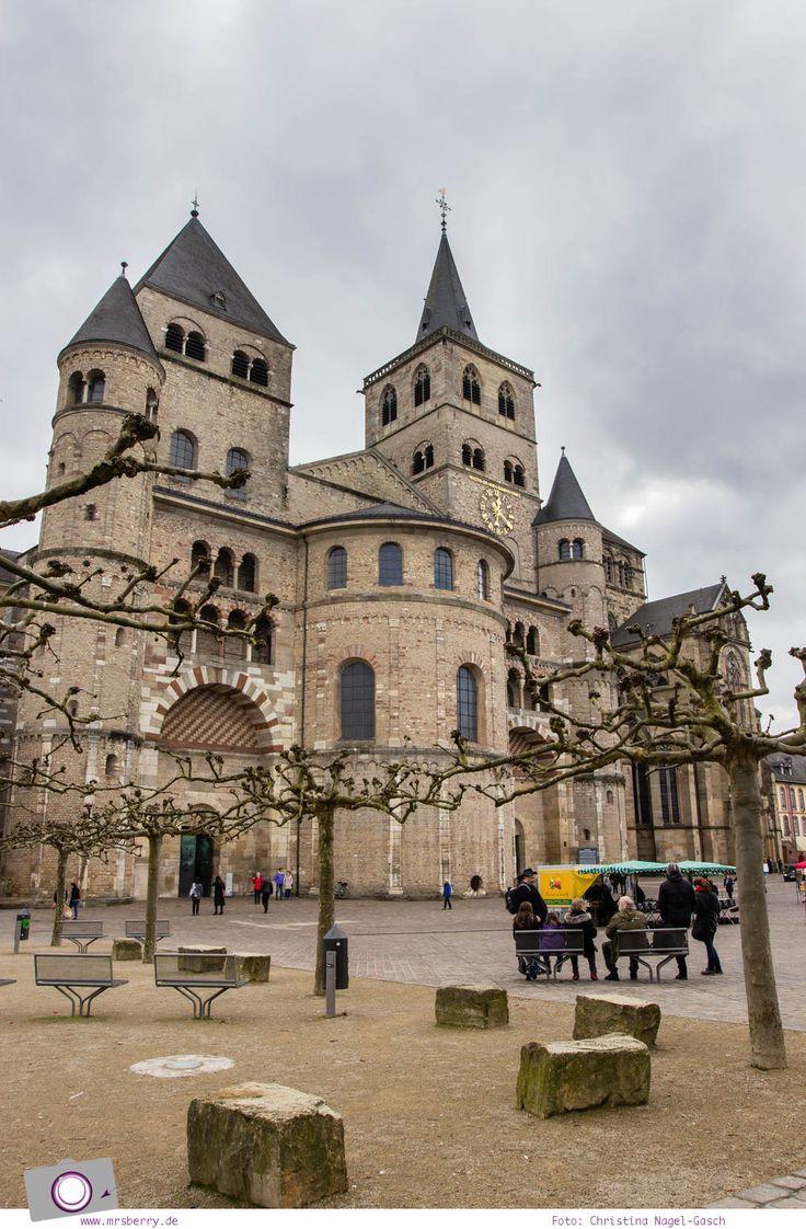 MrsBerry.de in Trier: 10 Sehenswürdigkeiten & Tipps für Deutschlands älteste Stadt - Trierer Dom oder die Hohe Domkirche St. Peter zu Trier
