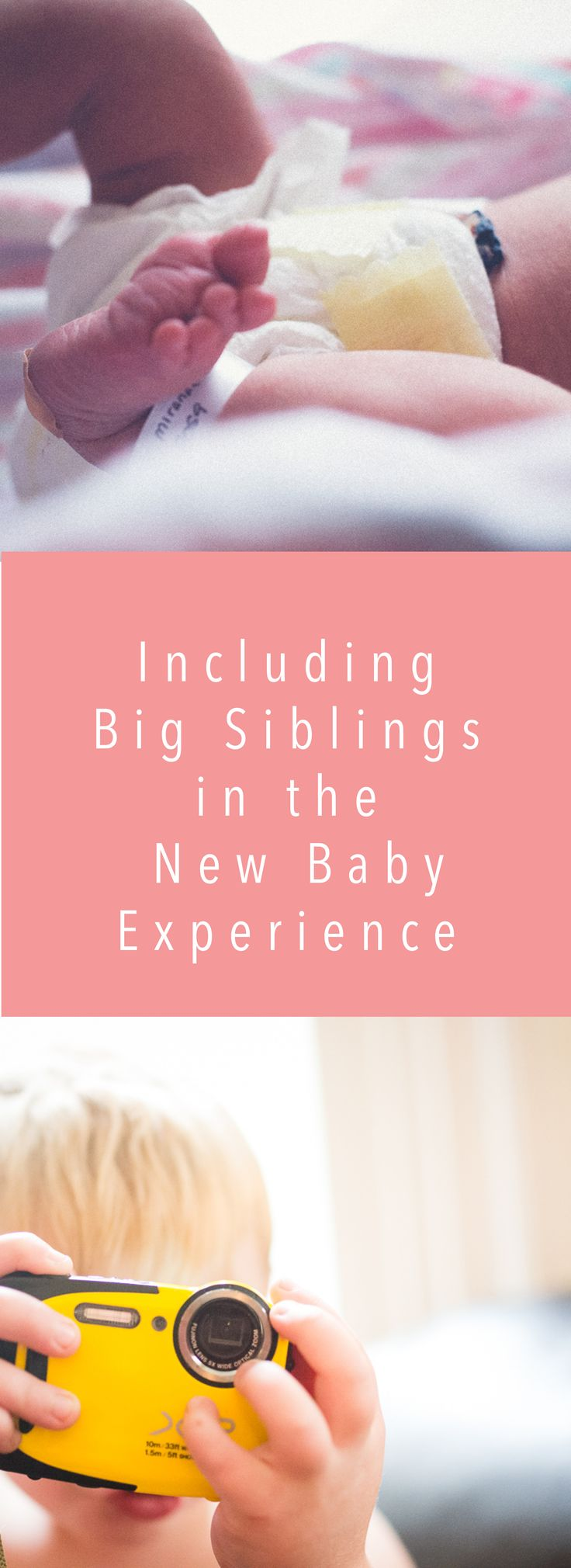 How to include Big Siblings in the Birth Experience What to include in the Big Brother or Big Sister Bag. How to make the big sibling feel included on the big day.