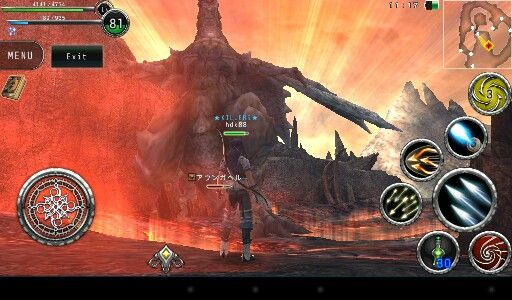 Avabel # Last Quest f21 # days1 # hate this Kaijuu (Pacific Rims Mobs) lol^^ # hdk88