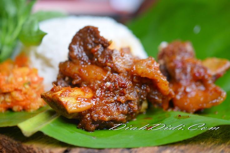 Diah Didi's Kitchen: Iga Bumbu Bali