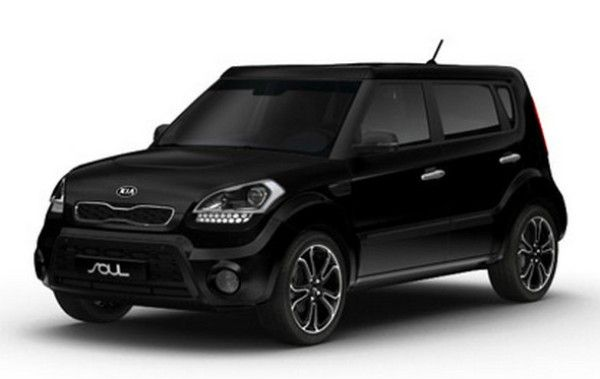 Kia soul 2014 black | Wallpapers Download 2013