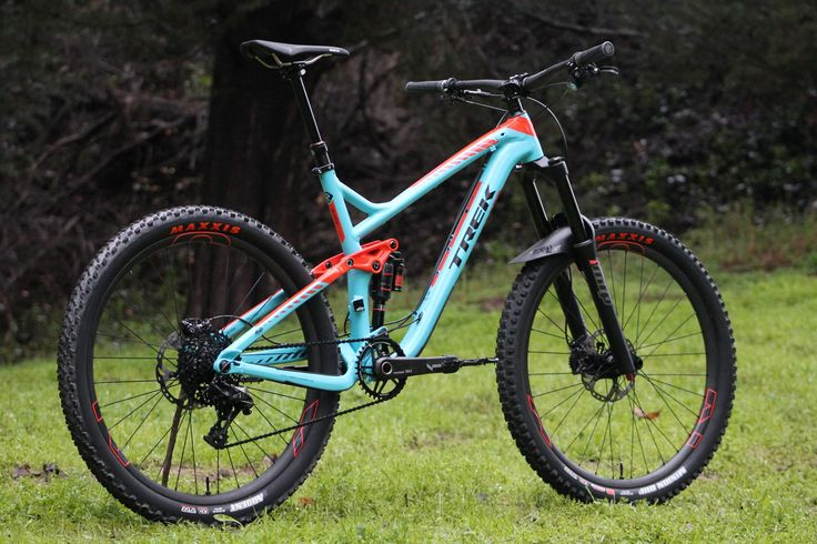Gulf Racing Trek Remedy Custom - dklemm's Bike Check - Vital MTB