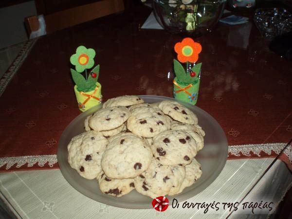 Cookies νηστίσιμα τέλεια #sintagespareas