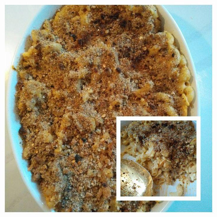 Kolinka s rychlou palivou omackou z lahudkoveho drozdi a ugrilovana v troube s chilli chlebovou krustou