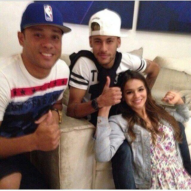 Bruna marquezine et neymar