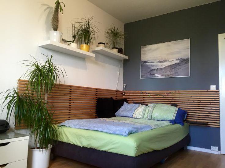 Die besten 25+ Schlafzimmer mit doppelbett Ideen auf Pinterest - gemtliche schlafzimmer farben