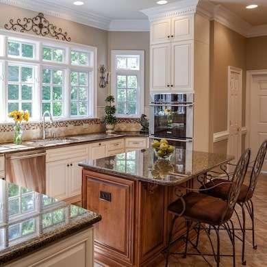 Warm Beige - Kitchen Paint Colors - 10 Handsome Hues - Bob Vila