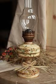 Imagini pentru керосиновые лампы декупаже