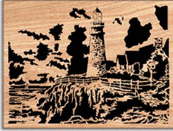 Lighthouse Project Pattern | Scroll Saw | Scroll saw ...