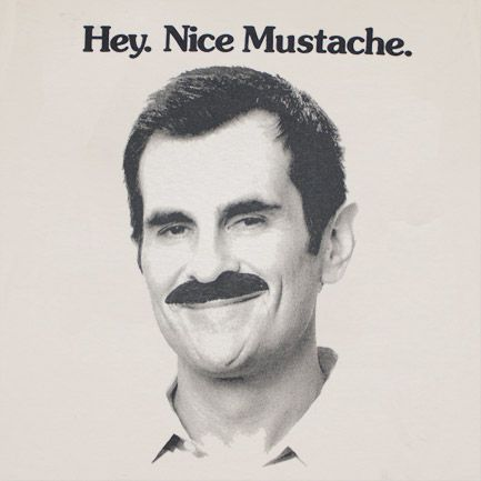 modern family / modern mustache: Modern Mustache, Favorite Episode, Modern Families, Awesome Mustache, Families Love, Nice Mustache I, Funny, Modern Family, Phil Dunphy
