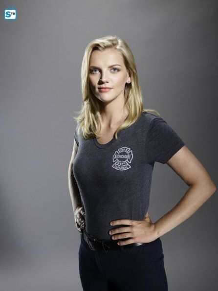 Kara Killmer as Sylvie Brett