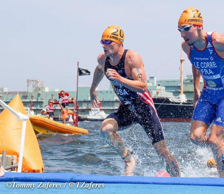 How Triathlete Greg Billington Eats for the Olympics — What Olympians Eat