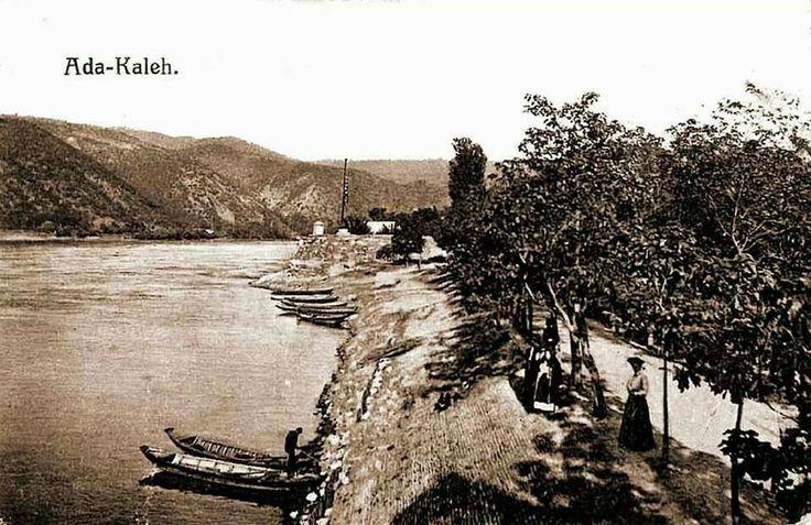 Dunarea la Ada-Kaleh