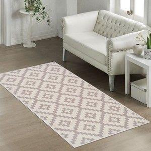 Odolný koberec Vitaus Art Bej, 120x180cm