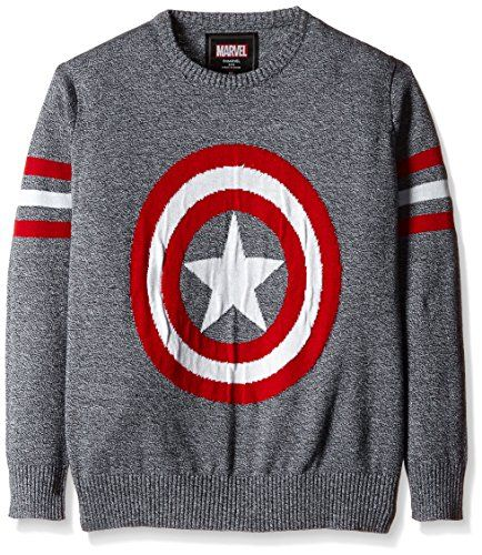 Captain America Boys' Sweater | Sweaters Boys Clothing and Accessories | Best news and deals!