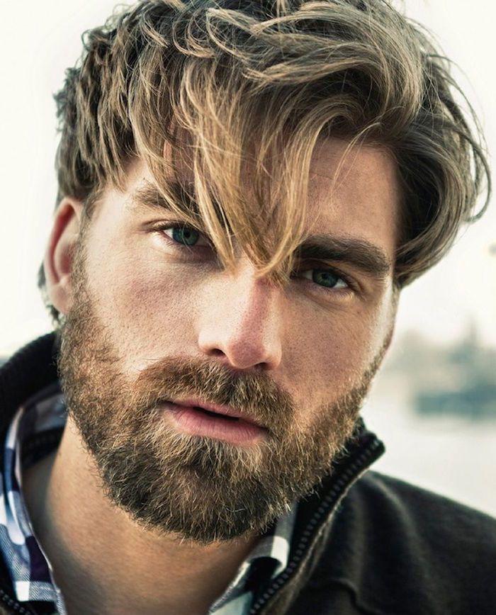 un style de barbe au poil pour chacun homme avec barbe barbes et blonde. Black Bedroom Furniture Sets. Home Design Ideas