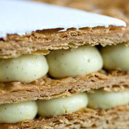 Mille-feuille aux châtaignes   – Baking