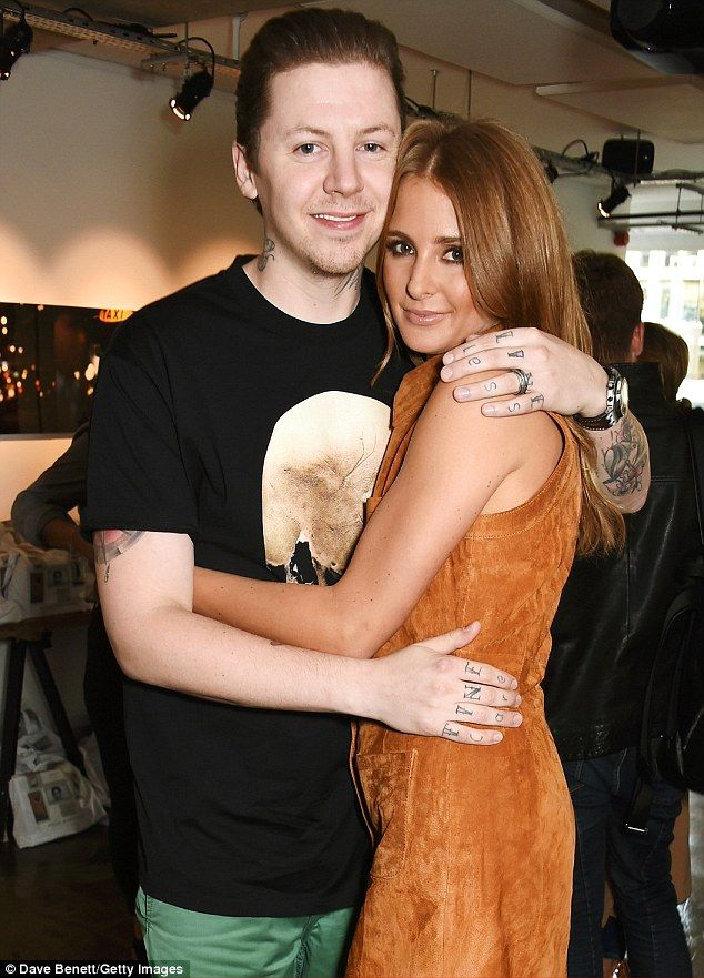 'We were at each other's throats': Professor Green, 31, has revealed while he and wife Mil...