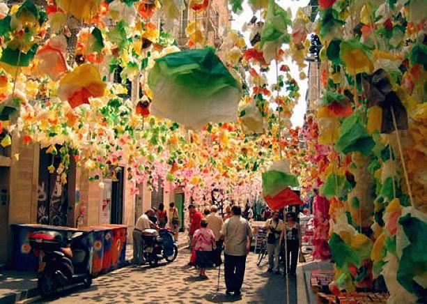 Festes de Gràcia. Barcelona. Just beautiful...