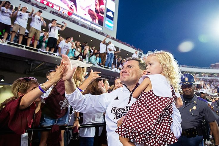 WE'RE NO. 1 — Mississippi State, 6-0, is the new No. 1 in The Associated Press college football poll, replacing Florida State and making the fastest rise to the top in the poll's history.