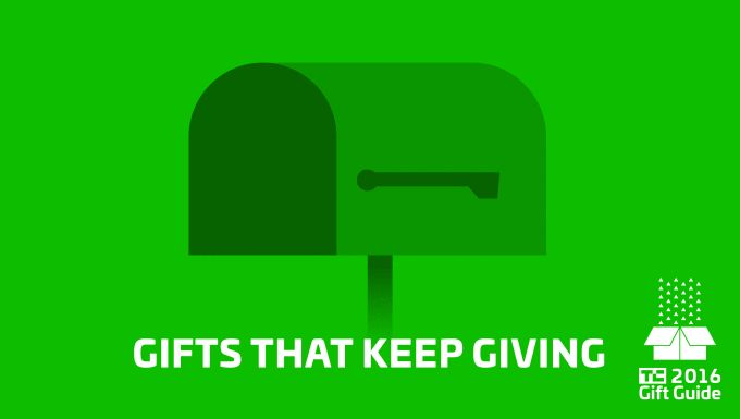 14 gifts that keep on giving - http://www.sogotechnews.com/2016/12/01/14-gifts-that-keep-on-giving/?utm_source=Pinterest&utm_medium=autoshare&utm_campaign=SOGO+Tech+News