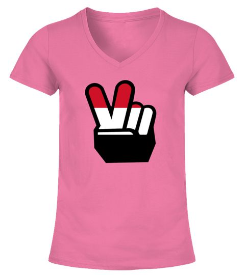 YEMEN flag winning finger Shirt