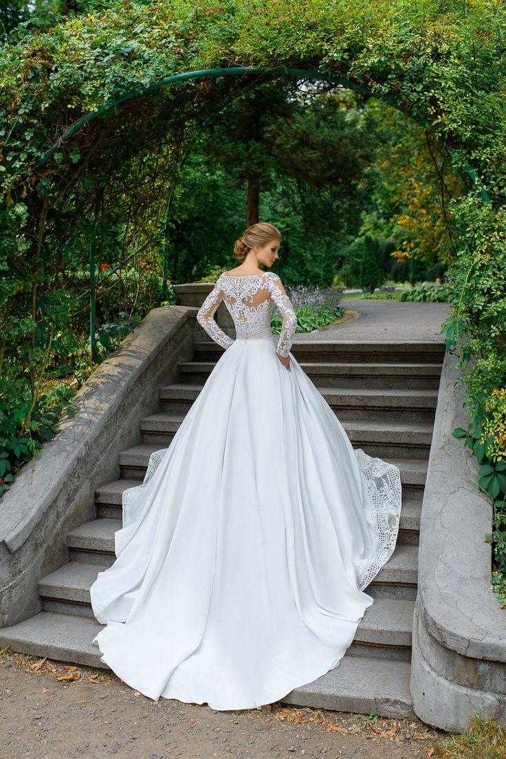 Stella Shakhovskaya 2017 Bridal Collection Bravura Wedding