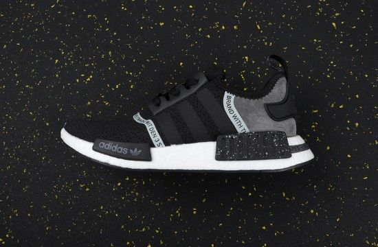 Adidas NMD R1 Speckle Pack Black F36801 in 2020 | Adidas nmd