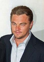 Leonardo DiCaprio in 2007.