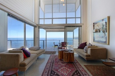 This Bantry Bay homes is an Architectural gem overlooking the whole of the Atlantic Seaboard
