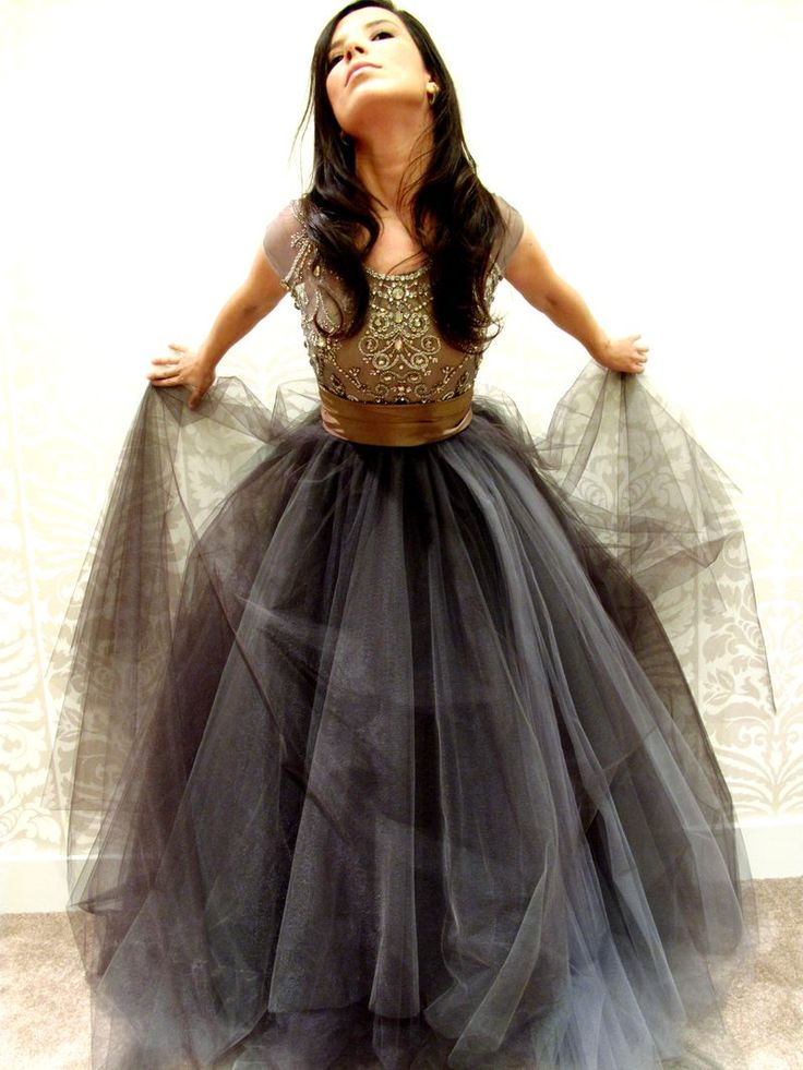Gorgrous Beaded Bodice Ball Gown Cap Sleeves Prom Dress With Removable Cummerbund on Luulla