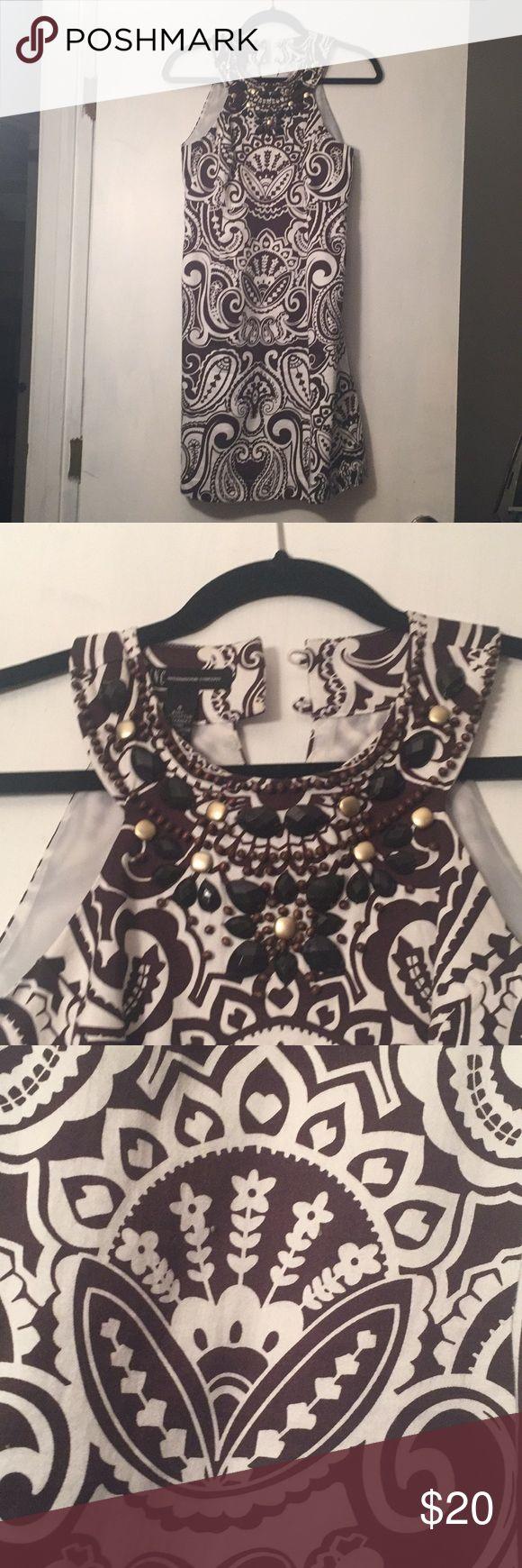 INC Dress Classic and chic INC dress with cute beading! INC International Concepts Dresses Midi