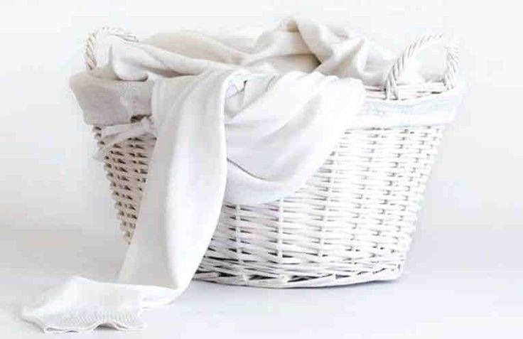 5 способов деликатно отбелить и удалить пятна с белых вещей. Подходит для тонких…