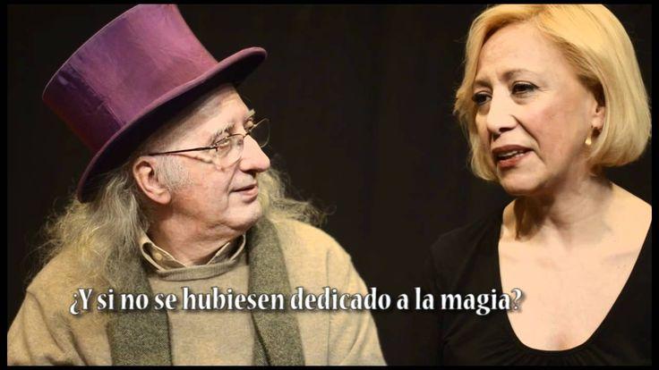 Entrevista al mago Juan Tamariz para la revista SpanishWay