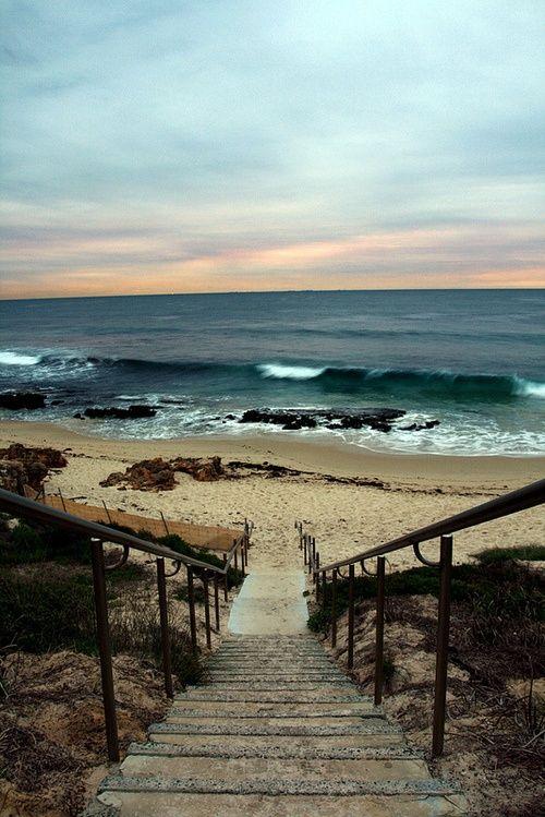 Stairway to the Sea, Perth, Australia