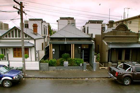 Victorian Terraces. Love.