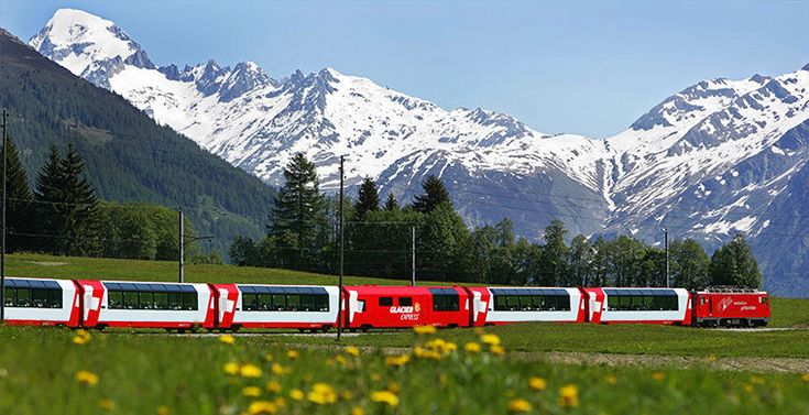 На поезде по Европе / Путешествия / Моя Планета