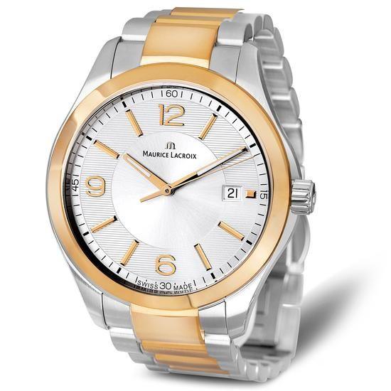 Zegarek Maurice Lacroix, 4880 PLN  www.YES.pl/54699-zegarek-maurice-lacroix-TC34252-SRS00-000000-000 #watches #BizuteriaYES #menswatches #buyonline #shop #Poland #freedelivery