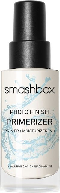 Looking to step up your multitasking game? The Smashbox Photo Finish Primerizer is a new all-in-one moisturizer and facial primer that let's you kill two b