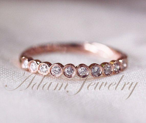 254 best Rose Gold Morganite rings images on Pinterest Wedding