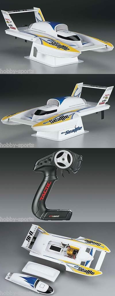 Boats and Watercraft 87480: Aquacraft Miss Seattle U-16 Hydroplane Brushless Rtr 2.4Ghz R C Boat Aqub1822 -> BUY IT NOW ONLY: $167.97 on eBay!