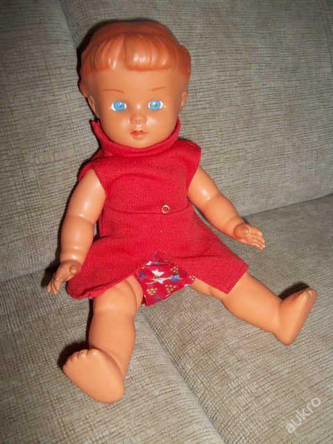 Retro panenka -v původním oblečení (6127638474) - Aukro - největší obchodní portál