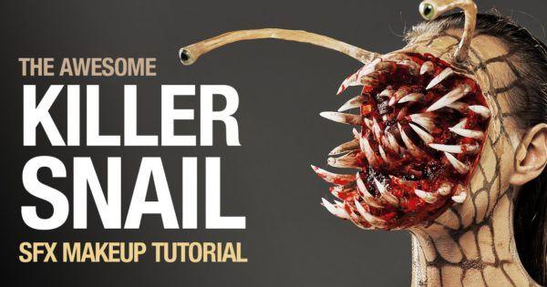 Friends, these killer snails are no masks, but they are certainly more than make-up. Das schwedische Duo namens ellimacs sfx, die Maskenbildner Ellinor Rosander und Fotograf Macs Moser führen uns durch alle Schritte zur Herstellung eines dieser hübschen Modelle... #basteln #crazy #fun