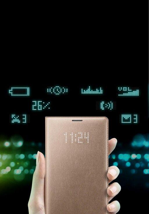 Samsung galaxy note 4 case digital display